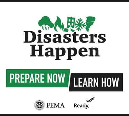 Disasters Happen - Get Prepared - Join Seal Beach - Los Alamitos RACES