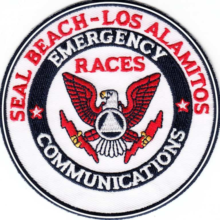 Seal Beach - Los Alamitos RACES - When all else fails!
